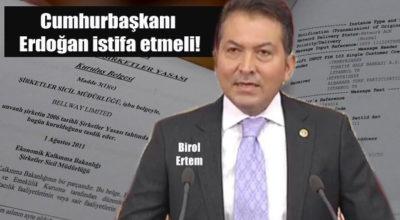 İlk açıklama Milletvekili Ertem'den!!