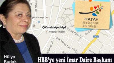 HBB'ye yeni İmar Daire Başkanı