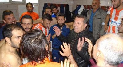 Karaağaçspor'a başkan dopingi!