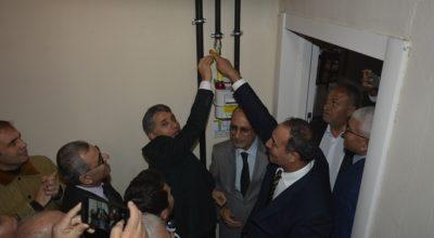 Kırıkhan'da doğalgaz dönemi başladı