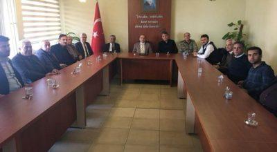 Kırıkhan'da eczacılar konuştu