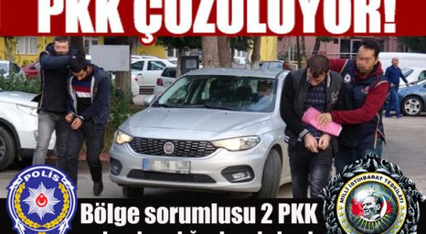 PKK çözülüyor!