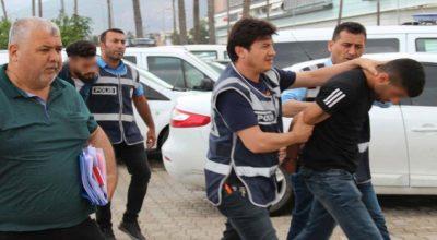 Polise ateş açan zanlılardan biri tutuklandı