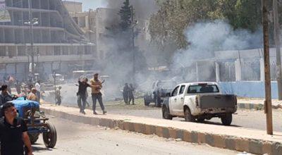 Terörden temizlenen Afrin'de patlama!!!