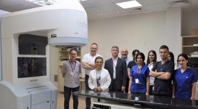 Radyoterapi işbirliği bir yıldır şifa dağıtıyor