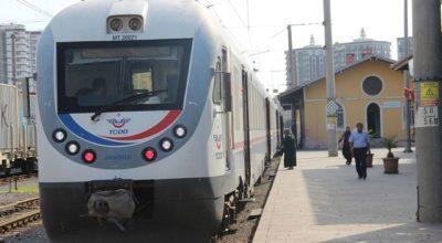 Tarihi Tren Garı'nda hızlı tren heyecanı
