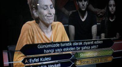 Dr. Ebru Şimşek milyoner olmak isterse…