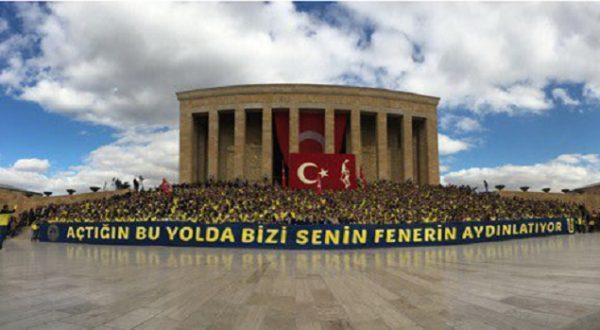19.07 Dünya Fenerbahçeliler Günü'ne muhteşem kutlama