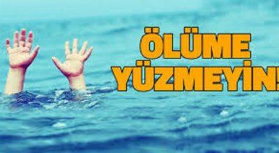 Ölüme yüzmeyin!