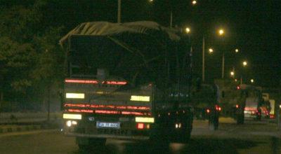 İdlip'e gece sevkiyatı!
