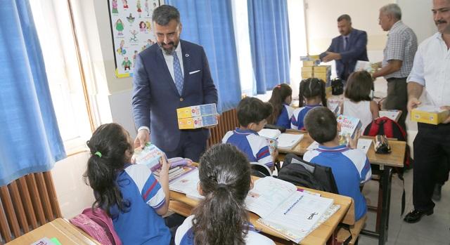 Payas'ta eğitim çıtası zirvede