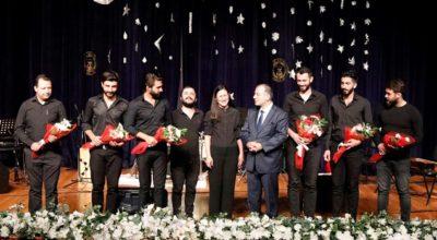 Türküler, Atatürk için seslendirildi