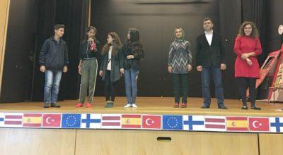 Bu okul, kültür birleşimiyle Arsuz'da bir ilke imza attı