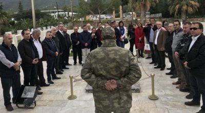 Gazeteciler Kıbrıs'ı fethetti