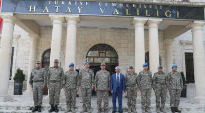 Kahraman Ordu'nun yiğitlerinden onurlandıran ziyaret