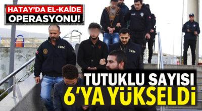 Tutuklu sayısı 6'ya yükseldi