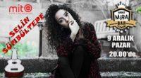 İskenderun'lu şarkıcı Selin SÜMBÜLTEPE'den memleketinde ilk konser