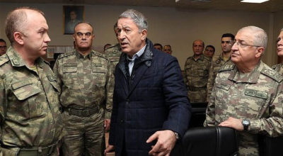 Afrin Kahramanları, operasyonun yıldönümünde harekatın merkezinde buluştu