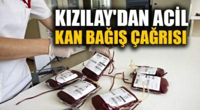 Kırmızı alarm; Türkiye'nin kan stokları azaldı!