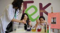 Kimya bilimde, bilim TEK'te yaşanır