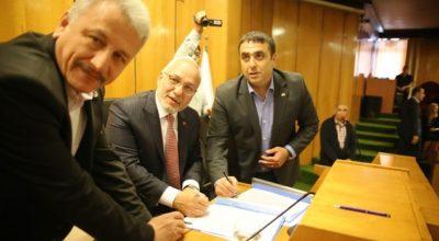 İskenderun'da sosyal denge sözleşmesi imzalandı