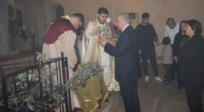 Zeytin Dalı, Paskalya'yı müjdeledi