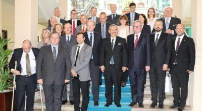Büyükelçilerden Valilik ziyareti