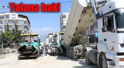 'Arsuz'da asfalt çalışmaları son aşamada!'