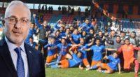 Turuncu-Mavili takımın yeni yönetimi şekillendi