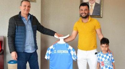 Asaşspor'a mavi baklava dopingi!