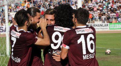 Hatayspor, play off'a kenetlendi