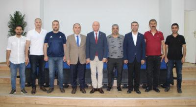 Bu yönetim, İskenderunspor'u başarıya taşıyacak
