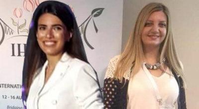 Hatay'da fark yaratan 2 başarılı kadın