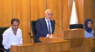 İskenderun Belediye Meclisi önemli kararlar aldı