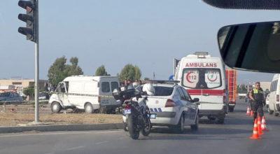 Arsuz Yolu'nu ambulans siren seslerinden kurtarın!