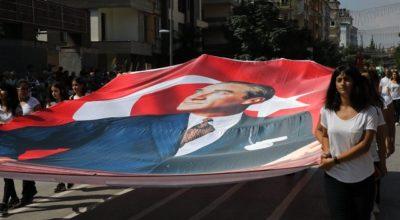 Atatürk'ün ışığında nice 97 yıllara