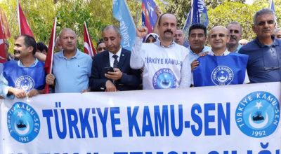 Türk Eğitim Sen'den rest