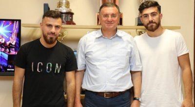 Fenerbahçe'den Hatay'a 2 flaş transfer