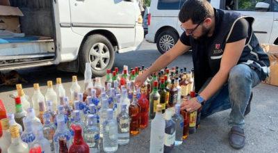 Zehir dolu şişeler Hatay'a da gelecekti!