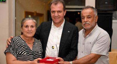 Mersin 78'liler, Ali İsmail'i unutmadı