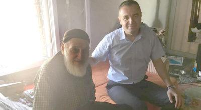 En yaşlı Kore Gazisi'ni sevindiren ziyaret