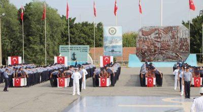 Türk Ordusu'nun kahramanları yemin etti