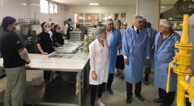 Afrin'deki Mehmetçiğin yemeği Arsuz'dan!