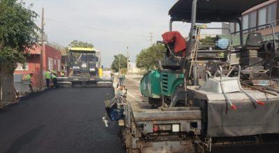 Karaağaç'ta beklenen asfalt!