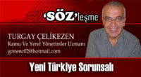 Yeni Türkiye sorunsalı