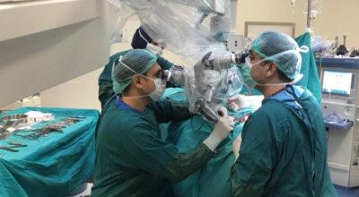 Hatay'da yapılamaz denilen ameliyat yapıldı