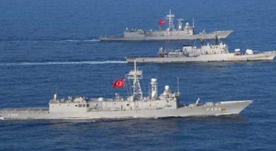 Türkiye ve NATO'dan Akdeniz'de geçiş eğitimi