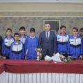 Arsuz'un yıldızları Türkiye Şampiyonası yolunda