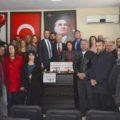 Arsuz'da 'Kalpaksız Kuvayı Milliye' Neferi anıldı