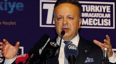Türkiye İhracatçılar Meclisi Antakya'da toplanacak